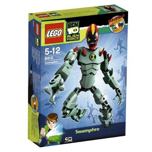 Lego Ben 10 Alien Force Swampfire 8410 Picture
