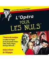 L'Opéra pour Les Nuls (Coffret 6 CD + Livret 100 Pages)