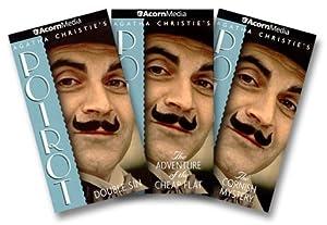 Poirot: 3pc Box: Set 2 - Vhs