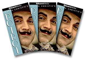 Poirot: 3pc Box: Set 2 - Vhs