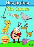 how to draw beetle, turtle, animals and other cool stuff in the garden (how to draw comics and cartoon characters)