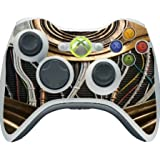 Robot Parts Design Print Image Xbox 360 Wireless Controller Vinyl Decal Sticker Skin By Trendy Accessories