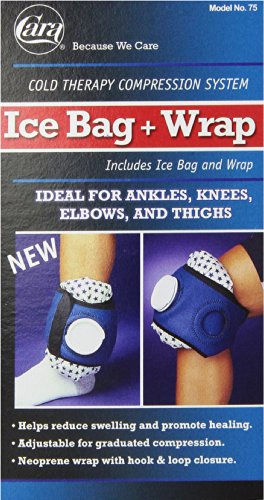 Find Bargain CARA Ice Bag and Wrap