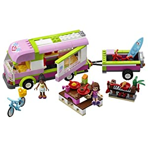 LEGO Friends 3184 Adventure Camper