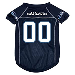 Amazon.com : NFL Seattle Seahawks Pet Jersey : Sports Fan