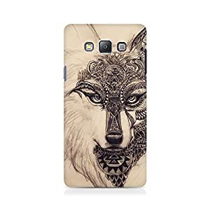 Mobicture Angry Skull Premium Printed Case For Moto X Force