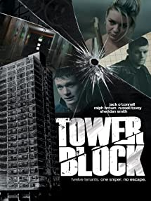 51DDQnmTUuL. SX215  Tower Block (2013) Thriller [BRRip]