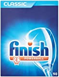 Finish Classic Dishwasher Tablets - Original, Pack of 1 (Total 90 Tablets)