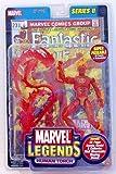 Marvel Legends Human Torch Fantastic 4 Variant