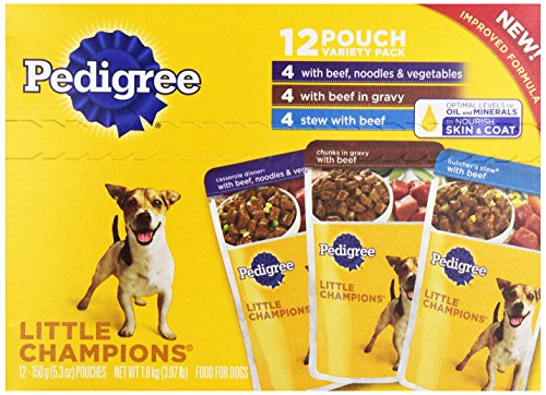 Pedigree Little Champions Food For Small Dogs Casserole