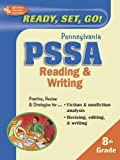 PSSA 8th Grade Read & Write (REA) - The Best Test Prep for the PSSA (Pennsylvania PSSA Test Preparation) (0738600989) by The Editors of REA