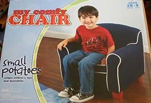 Kidkraft My Comfy Chair Small Potatoes - Blue