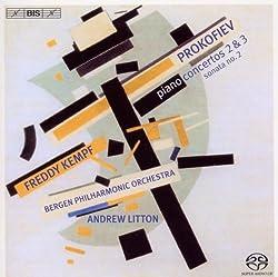 Prokofiev: Piano Concertos (Piano Concertos 2 & 3/ Piano Sonata 2)