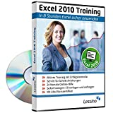 Software - Excel 2010 Training - In 8 Stunden Excel sicher anwenden [CD-ROM] Mac OS X / Windows