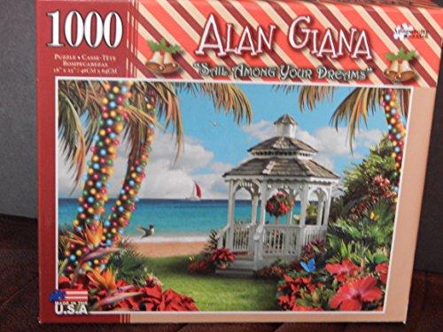 """Alan Giana """"Sail Among Your Dreams"""" 1000 Piece Jigsaw Puzzle"""