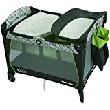 Graco Pack n Play Playard with Newborn Napper Station, Caraway