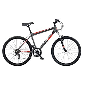 CBR Trailblazer Men's Bike - Grey, 26 Inch
