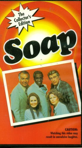 Soap - The Collector's Edition Volume 2 ( VHS Tape )