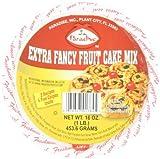 Paradise Fruit Cake Mix, Extra Fancy, 16 Ounce