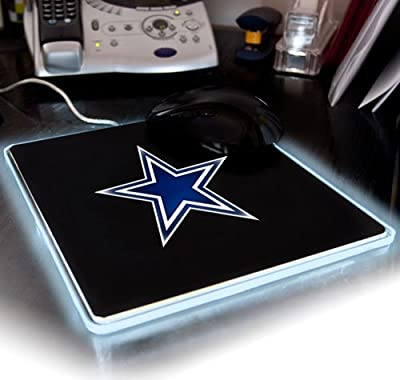 NFL LED Lighted Mouse Pads
