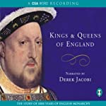 Kings and Queens of England | Richard Hampton,David Weston