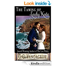 The Taming of Lady Kate (Six Rogues and Their Ladies Book 2)