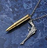 Fate/Zero 起源弾 metal Charm&NeckLace (No.38)