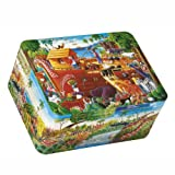 Noah's Ark Fruit Jellies Assorted Tin
