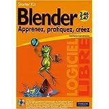 Blender Apprenez, pratiquez, cr�ez (2e �dition 2008)par Marie-france Soler