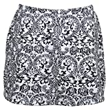 DTL Print Tennis Skirt with Shorts