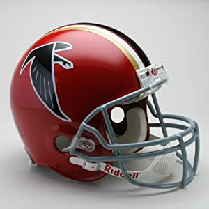 Riddell Atlanta Falcons 1966-1969 Authentic Throwback Helmet by Riddell