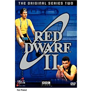 Red Dwarf: Series II movie