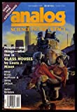 img - for ANALOG - Volume 111, number 14 - December 1991: Glass Houses; Past Present and Future; A Calendar of Chaos; Floor in Landida; Evelyn's Children; Driven by Moonlight book / textbook / text book