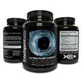 ★#1 Strongest and Most Effective Omega 3 on Amazon!!★★ 70% More Effective Than Other Omega 3 Fish Oils★ Made From the Best Natural Triglyceride Fish Oil ★ A Huge 2250mg Omega 3, 1224mg EPA and 816mg DHA Per Serving ★ Love It or 100% Money Back Guarantee★
