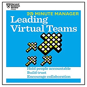 20 Minute Manager: Leading Virtual Teams Hörbuch