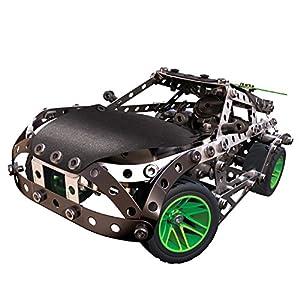 Meccano World Rally Model Set (25-Piece)