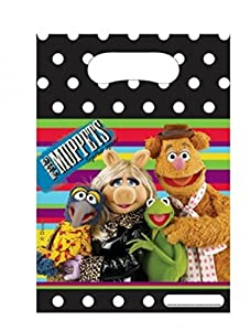 The Muppets Party Bags 6pk