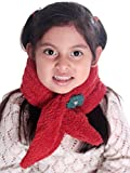 Simplicity Kids Winter Soft Scarf in Warm Fleece & Fun Candy Colors for Girls