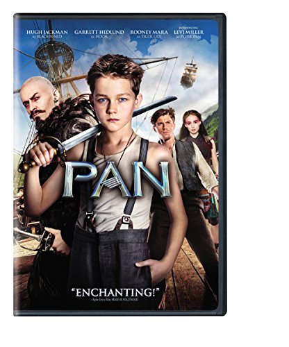 Pan (Pan Dvd compare prices)