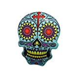 Day Of The Dead Sugar Skull Resin Rings One Size (Includes 1; Styles Vary