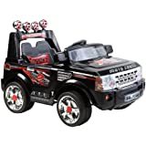 Range Rover Style Kids Ride On with  Rechargeable Battery (Black)