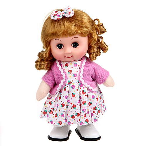 Adorable Sing & Dancing Doll Toy For Kids front-936810