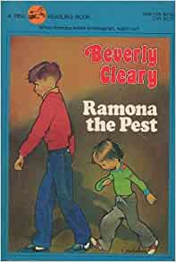 Ramona the Pest: Beverly Cleary, Illustrated by Louis ...