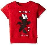 #3: Fox Baby Girls' T-Shirt (332501920024_Cherry Red_24)
