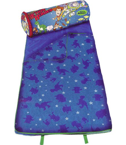 More image Disney Toy Story Sleeping Bag - Slumber Pal and Pillow Set