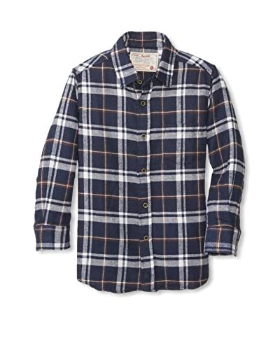 Lil Jachs Boy's Flannel Button-Up