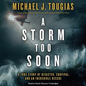 A Storm Too Soon Audiobook
