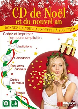 CD Noel & nouvel an