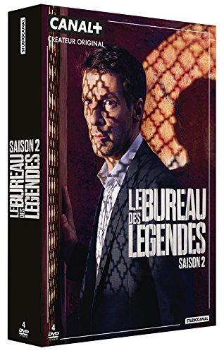 Le Bureau des légendes - Saison 2 [Edizione: Francia]
