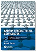 Carbon Nanomaterials Sourcebook: Graphene, Fullerenes, Nanotubes, and Nanodiamonds, Volume I